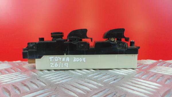 Comutador Vidro Frt Esq TOYOTA DYNA Camião de plataforma/chassis (KD_, LY_, _Y2_, _U3_, _U4_)   01 -