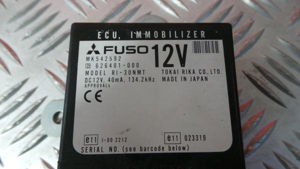 Modulo Imobilizador MITSUBISHI CANTER Camião de plataforma/chassis (FB_, FE_, FG_)   01 -