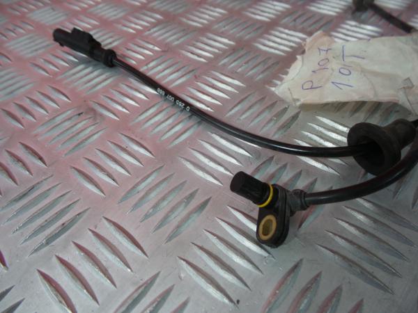 Sensor do ABS Trs Drt PEUGEOT 107 (PM_, PN_) | 05 - 14