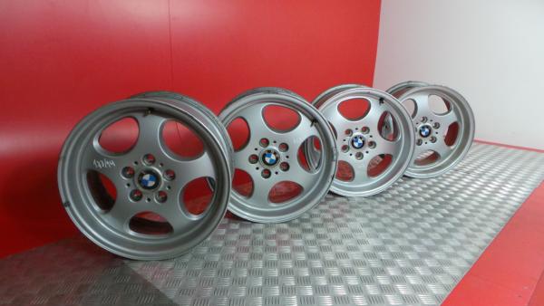 Conjunto de Jantes BMW X3 (E83) | 03 - 11