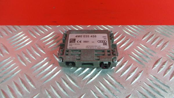 Amplificador AUDI A4 (8W2, 8WC, B9) | 15 -