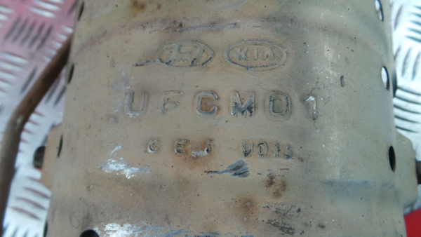 Filtro de Particulas HYUNDAI SANTA FÉ II (CM) | 05 - 15