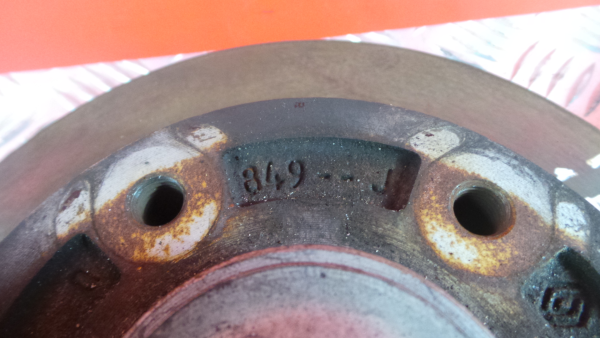Discos Travão com Calços RENAULT MEGANE IV Sporter (K9A/M/N_) | 16 -