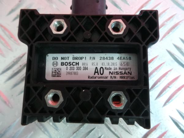 Radar do Sensor Frt NISSAN QASHQAI II (J11, J11_) | 13 -