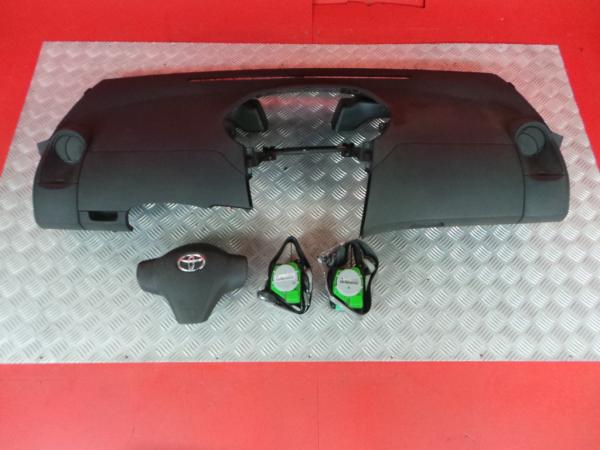 Conjunto / Kit de Airbags TOYOTA YARIS (_P9_)   05 - 14