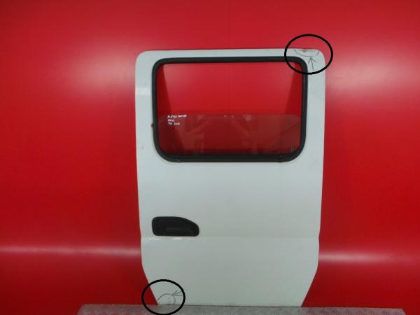 Porta Tras Direita MITSUBISHI CANTER Camião de plataforma/chassis (FB_, FE_, FG_) | 01 -