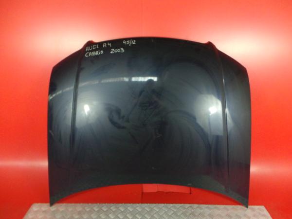 Capot AUDI A4 Cabriolet (8H7, B6, 8HE, B7) | 02 - 09