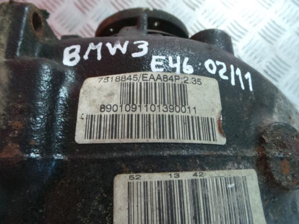 Diferencial Trás BMW 3 (E46) | 97 - 05