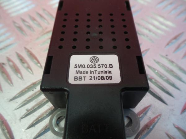 Modulo da Antena VOLKSWAGEN GOLF VI (5K1) | 08 - 14