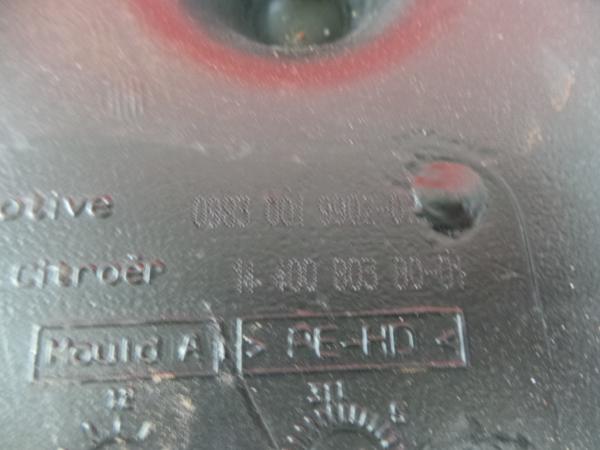 Deposito Filtro Particulas CITROEN JUMPY (VF7) | 07 -