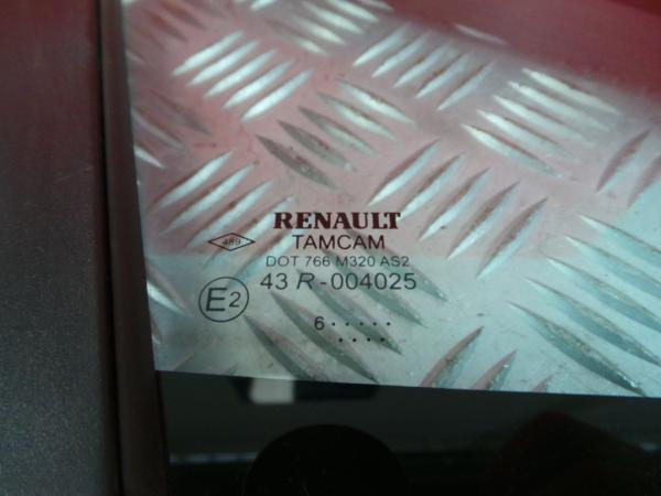 Vidro Triangular Frente Direito RENAULT CLIO IV (BH_) | 12 -