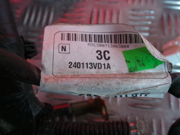 Cablagem Eletrica NISSAN NOTE (E12) | 12 -