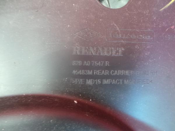 Quartela Trs Drt RENAULT CLIO IV (BH_) | 12 -