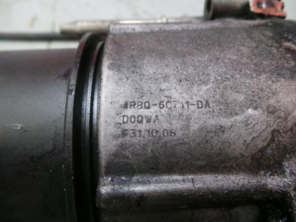 Corpo Filtro de Oleo PEUGEOT 607 (9D, 9U)   00 -