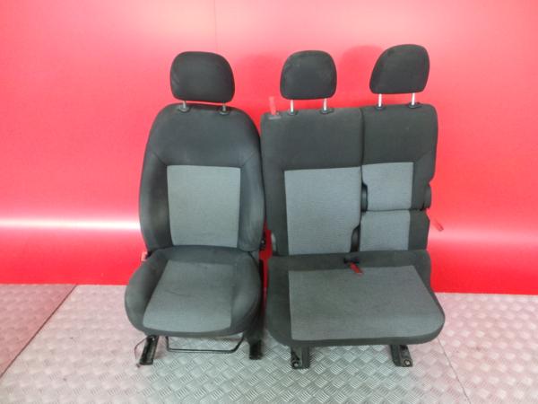 Conjunto de bancos / Sem Airbags FIAT DOBLO Caixa/Combi (263_)   10 -