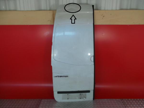 Porta Tras Esquerda MERCEDES-BENZ SPRINTER 3,5-t Caixa (906) | 06 -