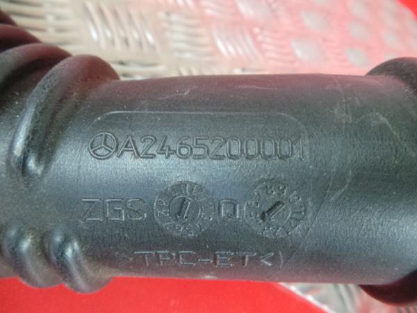 Tubo do Intercooler MERCEDES-BENZ CLA Coupé (C117) | 13 - 19