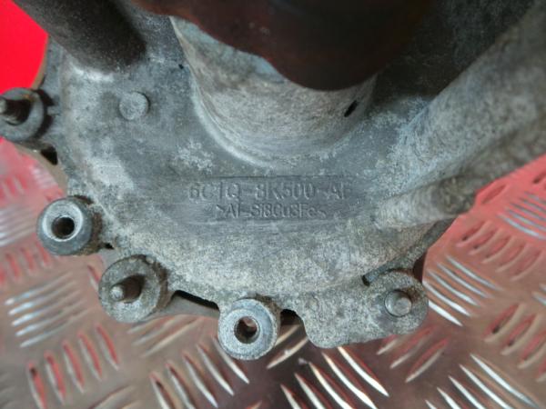 Bomba de Agua Auxiliar CITROEN JUMPER Caixa | 06 -