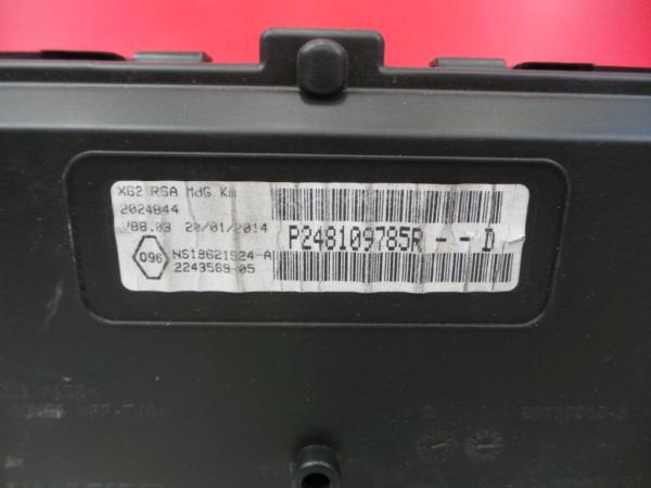 Quadrante RENAULT MASTER III Caixa (FV) | 10 -
