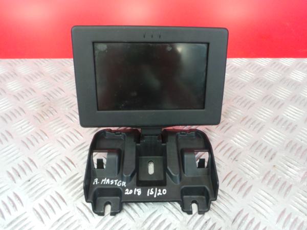 Leitor de Navegacao do GPS RENAULT MASTER III Caixa (FV) | 10 -