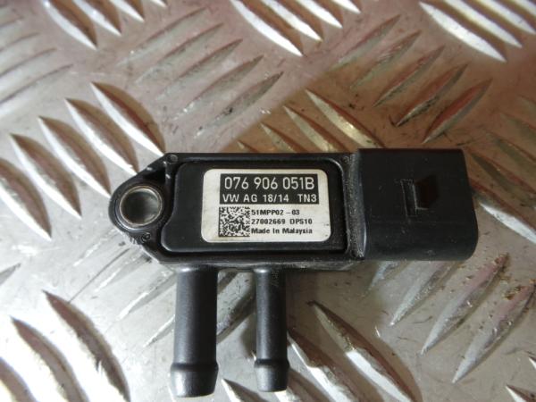 Sensor de Pressao de Gases VOLKSWAGEN CADDY III Caixa (2KA, 2KH, 2CA, 2CH)   04 - 15