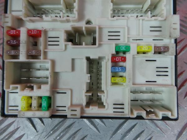 Caixa Fusiveis | SAM | Module RENAULT MASTER III Caixa (FV) | 10 -