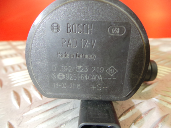 Bomba de Agua Auxiliar RENAULT MASTER III Caixa (FV) | 10 -