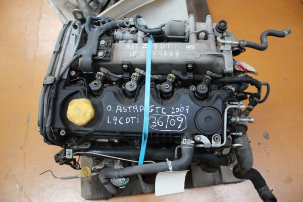 Motor OPEL ASTRA H GTC (A04) | 05 - 10