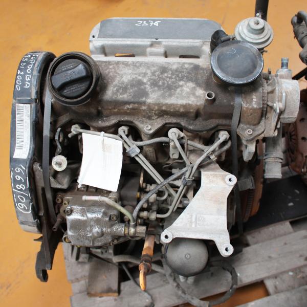 Motor SEAT CORDOBA (6K2) | 99 - 02