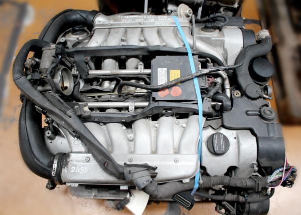 Motor MERCEDES-BENZ S-CLASS Coupé (C215) | 99 - 06