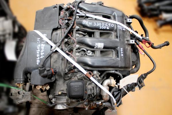 Motor BMW 3 (E90) | 04 - 12