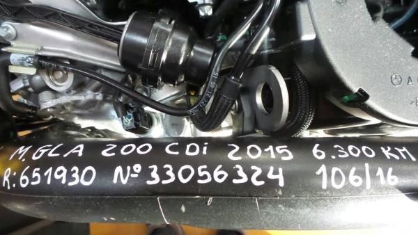 Motor MERCEDES-BENZ GLA-CLASS (X156) | 13 -