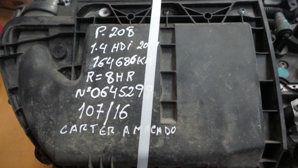 Motor PEUGEOT 208 I (CA_, CC_) | 12 -