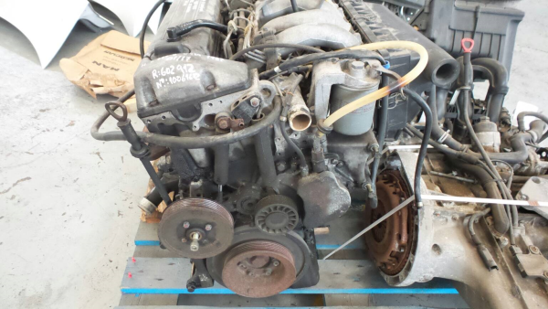 Motor MERCEDES-BENZ TRÊS VOLUMES (W124) | 84 - 93