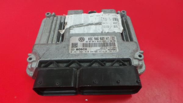Centralina do Motor | ECU VOLKSWAGEN SCIROCCO (137, 138) | 08 - 17