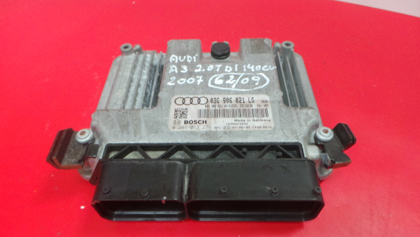 Centralina do Motor | ECU AUDI A3 (8P1) | 03 - 13
