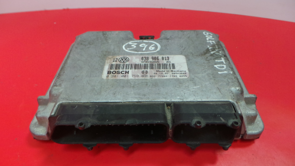 Centralina do Motor | ECU VOLKSWAGEN GOLF IV (1J1) | 97 - 07