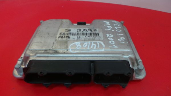 Centralina do Motor | ECU VOLKSWAGEN POLO (6N2) | 99 - 01