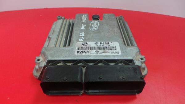 Centralina do Motor | ECU VOLKSWAGEN CADDY III Caixa (2KA, 2KH, 2CA, 2CH) | 04 - 15