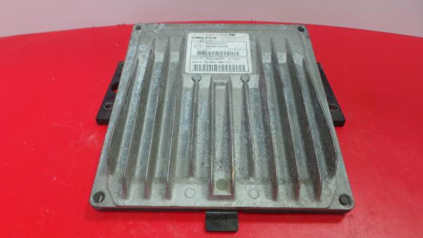Centralina do Motor | ECU RENAULT CLIO II (BB_, CB_) | 98 -