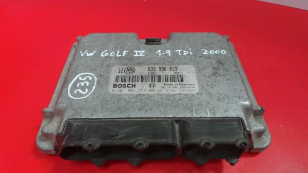 Centralina do Motor | ECU VOLKSWAGEN GOLF IV (1J1) | 97 - 07