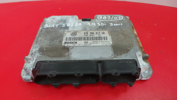 Centralina do Motor | ECU SEAT IBIZA III (6K1) | 99 - 02