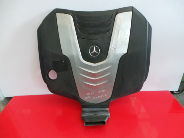 Blindagem Superior do Motor MERCEDES-BENZ S-CLASS (W222, V222, X222) | 13 -