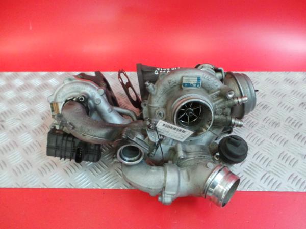 Turbo BMW 5 (F10) | 09 - 16