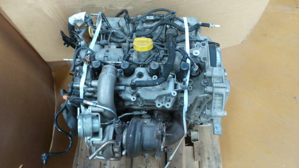 Motor RENAULT MEGANE III Coupé (DZ0/1_) | 08 -