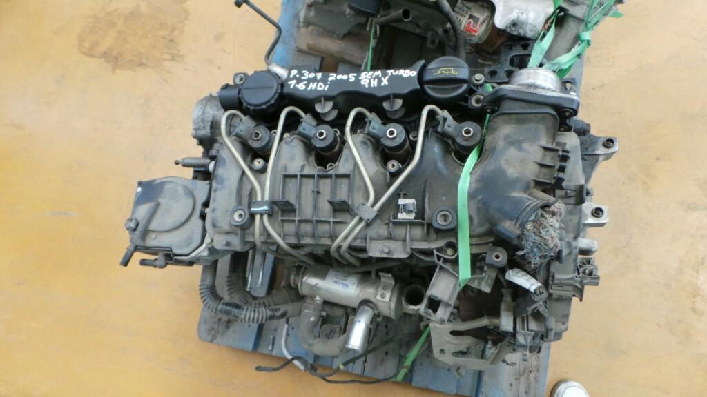 Motor PEUGEOT 307 (3A/C) | 00 - 12