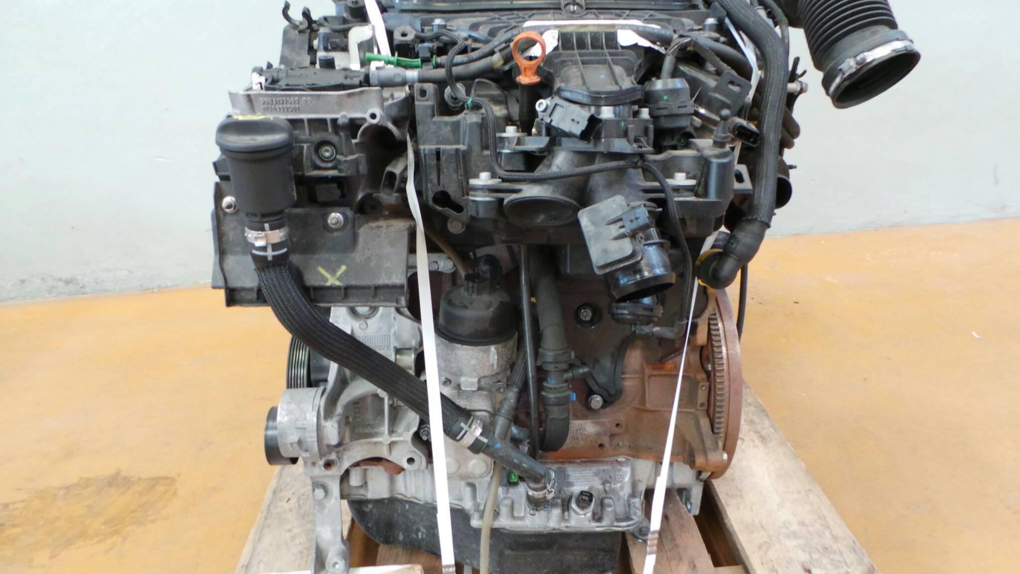 Motor PEUGEOT 508 I (8D_) | 10 - 18