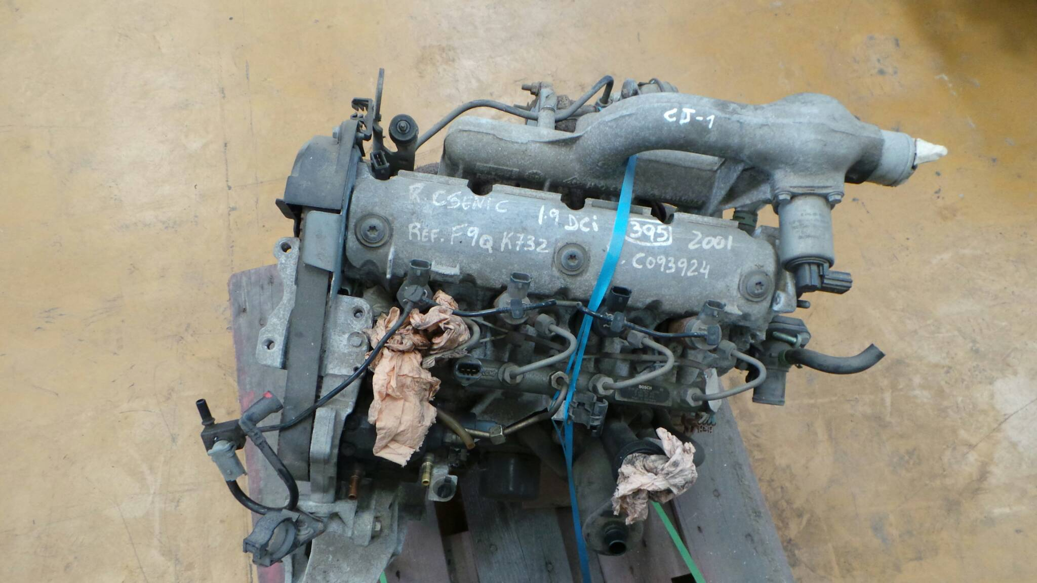 Motor RENAULT SC?NIC I Ve?culo multiuso (JA0/1_, FA0_) | 99 - 10