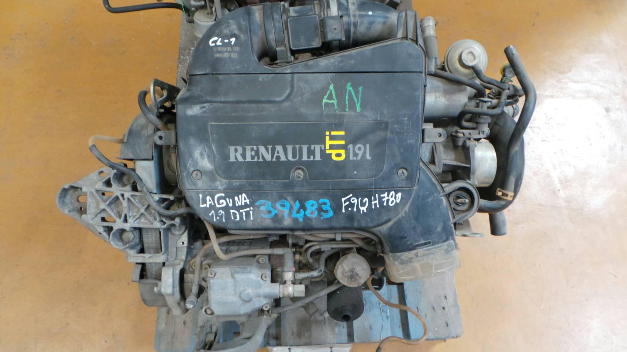 Motor RENAULT LAGUNA I (B56_, 556_) | 93 - 02