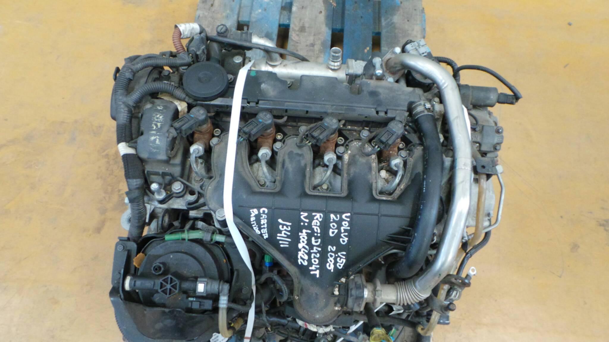 Motor VOLVO V50 (545) | 03 - 12